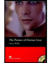 Macmillan Readers: Picture of Dorian Grey + CD  (ниво Elementary)
