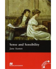 Macmillan Readers: Sense and sensibility (ниво Intermediate)