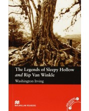 Macmillan Readers: Legend of sleepy hollow (ниво Elementary)