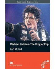 Macmillan Readers: Michael Jackson: King of pop (ниво Pre-intermediate)