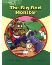 Macmillan English Explorers: Big Bad Monster (ниво Little Explorer's A)