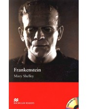 Macmillan Readers: Frankenstein + CD (ниво Elementary)