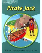 Macmillan Explorers Phonics: Pirate Jack (ниво Young Explorer's 2)