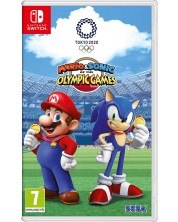 Mario & Sonic at the Olympic Games Tokyo 2020 (Nintendo Switch) -1