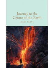 Macmillan Collector's Library: Journey to the Centre of the Earth -1