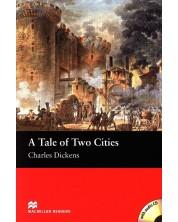 Macmillan Readers: Tale of Two Cities + CD (ниво Beginner)