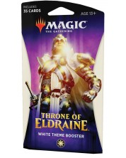 Magic the Gathering - Throne of Eldraine Theme Booster White