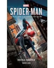 Marvel's SPIDER-MAN: Hostile Takeover -1