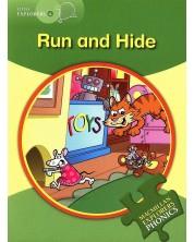 Macmillan English Explorers: Run and Hide (ниво Little Explorer's A)