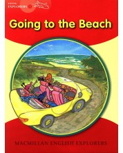 Macmillan Explorers Phonics: Going to the Beach (ниво Young Explorer's 1)