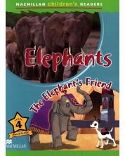 Macmillan Children's Readers: Elephants (ниво level 4)
