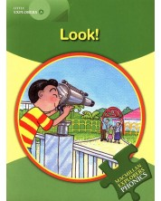Macmillan English Explorers: Look (ниво Little Explorer's A)