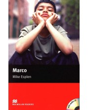 Macmillan Readers: Marco + CD (ниво Beginner)