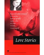 Macmillan Literature Collections: Love Stories (ниво Advanced)