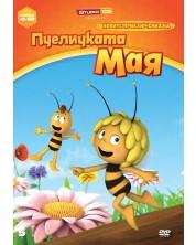 Новите приключения на пчеличката Мая - диск 5 (DVD)