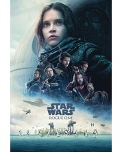 Макси плакат Pyramid - Star Wars Rogue One (One Sheet)