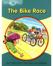 Macmillan Explorers Phonics: Bike Race (ниво Young Explorer's 2)