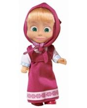 Кукла Simba Toys - Маша с розова рокля и забрадка