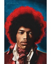 Макси плакат GB Eye Jimi Hendrix - Both Sides Of The Sky -1