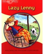 Macmillan Explorers Phonics: Lazy Lenny (ниво Young Explorer's 1)