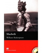 Macmillan Readers: Macbeth + CD (ниво Upper-Intermediate)