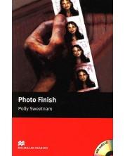Macmillan Readers: Photo Finish + CD  (ниво Starter)