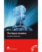 Macmillan Readers: Space invaders (ниво Intermediate)