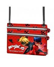 Малка чанта за рамо Karactermania - Ladybug -1