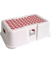 Детско стъпало Maltex - Hello Kitty, бяло -1