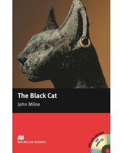 Macmillan Readers: Black cat + CD (ниво Elementary)