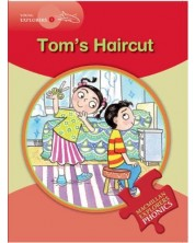 Macmillan English Explorers: Tom's Haircut (ниво Explorers 1)