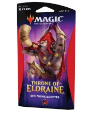 Magic the Gathering - Throne of Eldraine Theme Booster Red