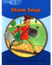 Macmillan Explorers Phonics: Stone Soup (ниво Little Explorer's B)