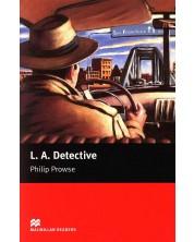 Macmillan Readers: L.A. Detective  (ниво Starter)