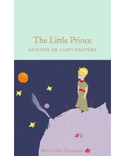 Macmillan Collector's Library: The Little Prince (Full-Colour Illustrated Edition) -1