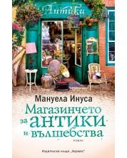 Магазинчето за антики и вълшебства -1