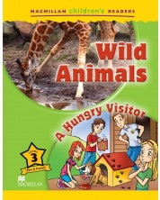 Macmillan English Explorers: Wild animals (ниво Explorers 3)