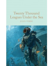 Macmillan Collector's Library: Twenty Thousand Leagues Under the Sea -1