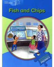 Macmillan Explorers Phonics: Fish and Chips (ниво Little Explorer's B)