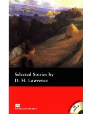 Macmillan Readers: Selected Stories by D.H Lawrence + CD (ниво Pre-Intermediate)