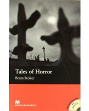 Macmillan Readers: Tales of Horror + CD (ниво Elementary)
