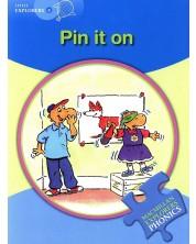 Macmillan Explorers Phonics: Pin it On (ниво Little Explorer's B)