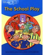 Macmillan Explorers Phonics: School Play (ниво Little Explorer's B)
