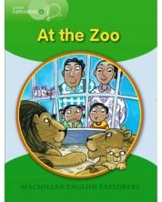 Macmillan English Explorers: At the Zoo (ниво Little Explorers A)