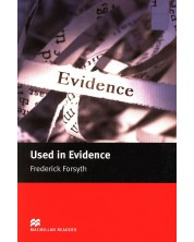 Macmillan Readers: Used in Evidence (ниво Intermediate)