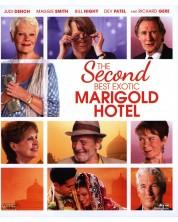 Най-екзотичният Хотел Мариголд 2 (Blu-Ray)