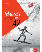 Magnet smart A2 Band 1 Arbeitsbuch+CD -1