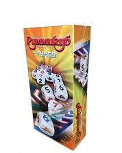 Настолна игра MBG Toys - Румми куб Турбо