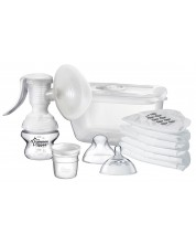 Ръчна помпа за кърма Tommee Tippee - Closer to Nature -1