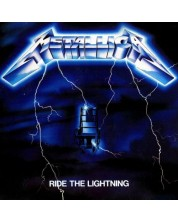 Metallica - Ride The Lightning (Vinyl) -1